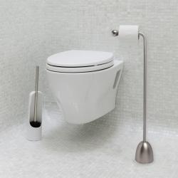Image of   Toiletrulleholder til gulv - Heron