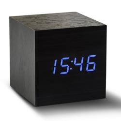 gingko – Vækkeur - maxi cube click clock sort på fenomen