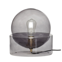 Glas bordlampe - hübsch fra hübsch fra fenomen