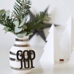 felius design God jul ophæng - 2 stk fra fenomen