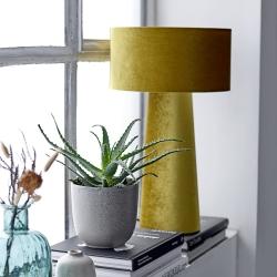 bloomingville – Gul lampe - bloomingville på fenomen