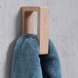 Image of   Håndklædeholder i egetræ - Andersen Furniture