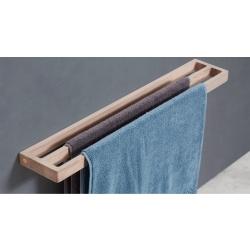 Image of   Håndklædestang dobbelt egetræ - Andersen Furniture