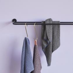 Håndklædeholder til væg - hübsch fra hübsch fra fenomen