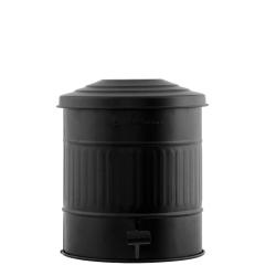 house doctor – Garbage bin i sort - medium affaldsspand på fenomen