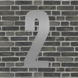 natives – Sølv husnummer 40 cm - 2 på fenomen