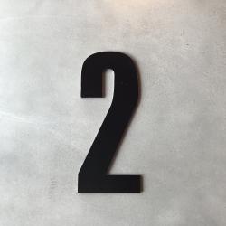 uashmama Husnummer 2 sort - 20 cm fra fenomen