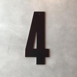 uashmama – Husnummer 4 sort - 20 cm fra fenomen