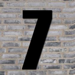 Sort husnummer 40 cm - 7 fra tfa fra fenomen