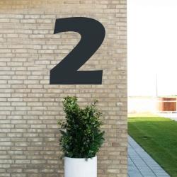 Husnummer 2 - 80 cm fra kids by friis fra fenomen