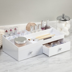 interdesign – Make-up holder i hvid fra fenomen
