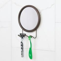 Image of   Spejl med sugekop