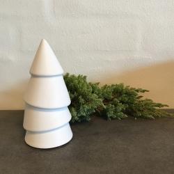 Image of   DBKD juletræ i hvid - large