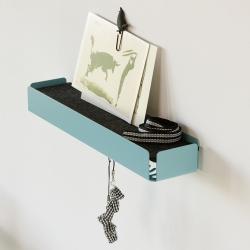 konstantin slawinski – Key box nøgleholder i metal - turkis fra fenomen