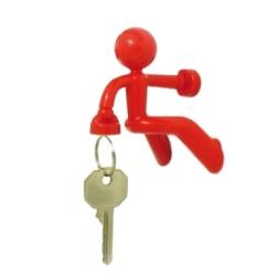 Key pete - rød magnet nøgleholder fra peleg design på fenomen