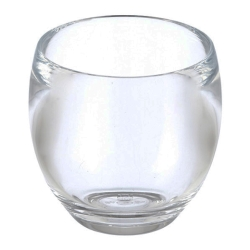 Image of   Droplet Tumbler Clear