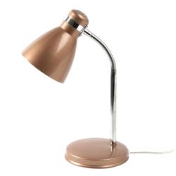 Image of   Bordlampe - kobber