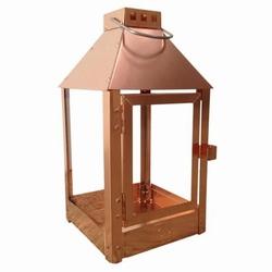 a2 living Kobber lanterne - small fra fenomen