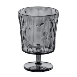 Image of   Grå vinglas plastik - Koziol