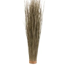 Billede af Tørret græs plante 95 cm