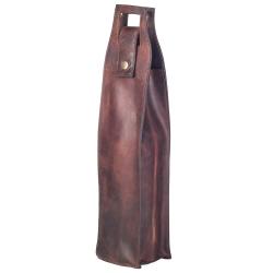 Image of   Læder taske til vingave