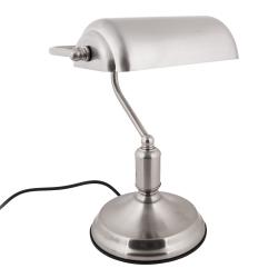 Lampe Bank - silver
