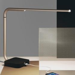 lexon Yari lampe - gold på fenomen