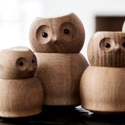 Træ ugle andersen furniture - large fra andersen furniture fra fenomen