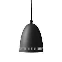 Mini Dynamo pendel Ø 16 cm - mat almost black