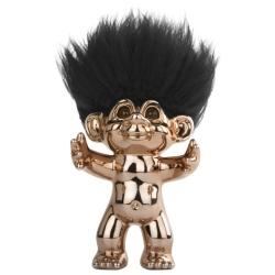 Lykketrolde - bronze 15 cm