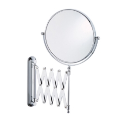 nordic function – Makeup spejl til væg med udtræk på fenomen