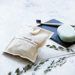Image of   Meraki Bath mitt Herbs