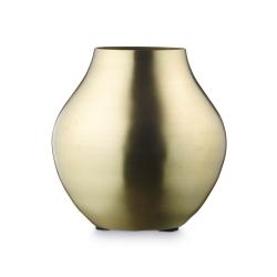Vase i messing - h. skjalm p fra h. skjalm p fra fenomen