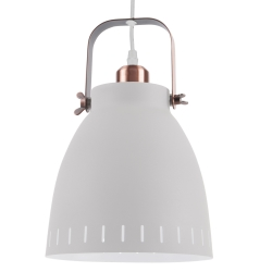 Mingle loft lampe - hvid