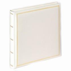 Image of   Album med blanke sider - hvid