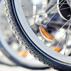 Image of   Cykel refleks Speedy mus