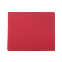 lind dna – Linddna musemåtte firkantet - rød læder på fenomen