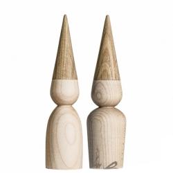 Image of   By Brorson træ nisse ahorn og eg - 25 cm