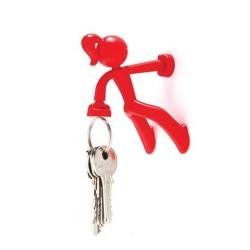 peleg design – Key petite - rød nøgleholder fra fenomen