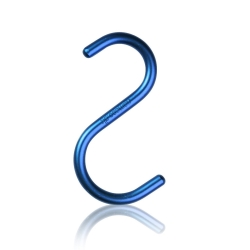 S-Hooks til knagerække Nomess - dark blue