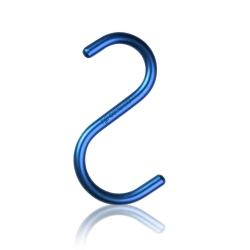 nomess – S-hooks til knagerække nomess - dark blue på fenomen