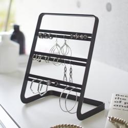 Smykkestativ til øreringe - sort fra yamazaki fra fenomen