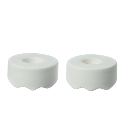 oohh – Oohh lysestager 2 stk - hvide fra fenomen