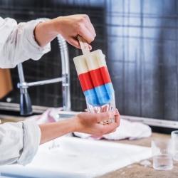 Opvaskebørste Ice Pop – blå