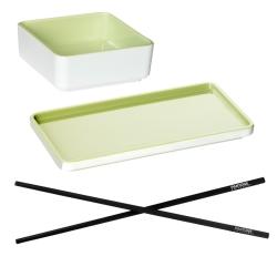 Image of   Sushi sæt - Pantone Butterfly - 2 sæt