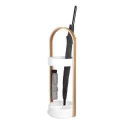 Hub paraply holder - hvid fra umbra fra fenomen