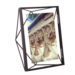 Image of   Sort Prisma fotoramme - 13x18 cm