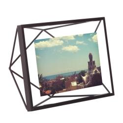 Image of   Sort Prisma fotoramme - 10x15 cm