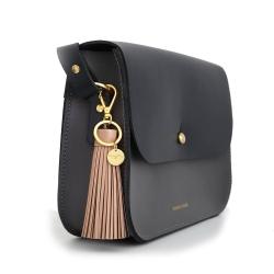 firefly Refleks taske accessories - brun/guld fra fenomen