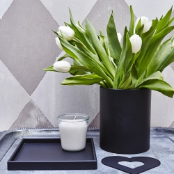 Image of   Rund vase - Sej Design